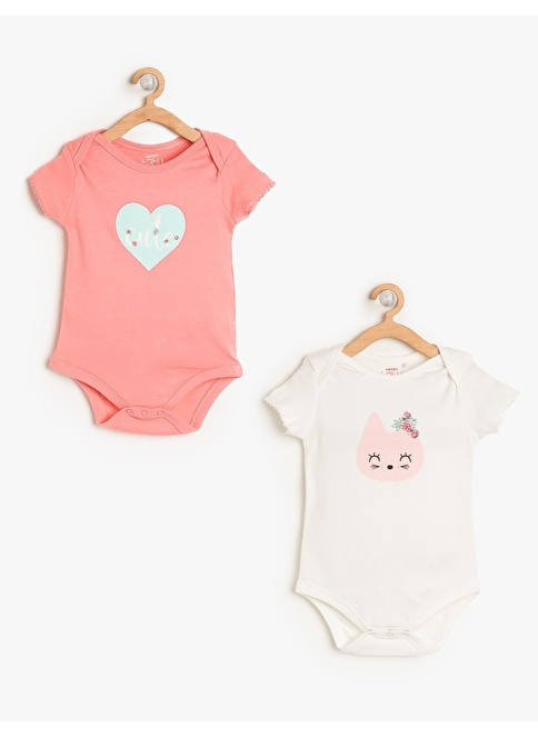 Koton Kids Body Pembe